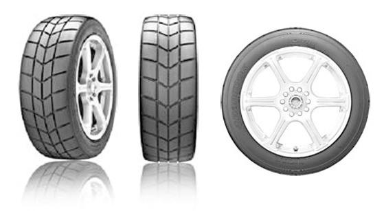 Foto de Neumáticos de carrera