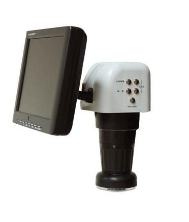 Foto de Vídeo microscopio