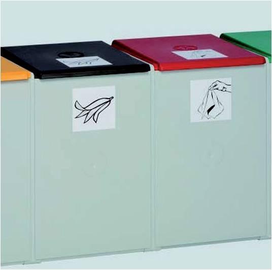 Foto de Cubos de basura