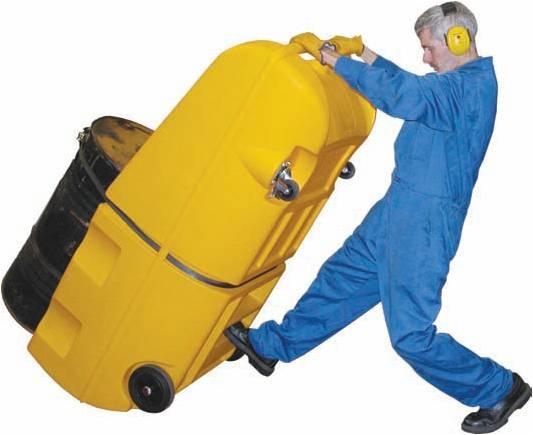 Foto de Carritos para transporte de bidones
