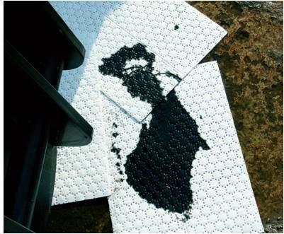 Foto de Hojas absorbentes