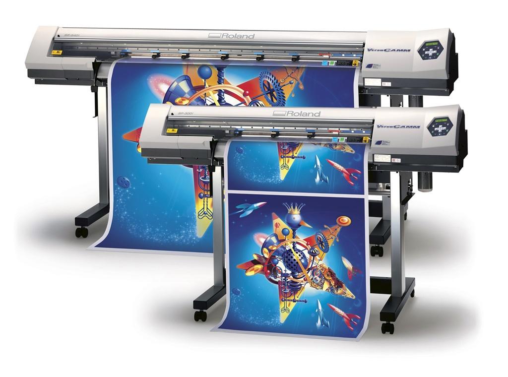 Foto de Plotters de impresión y corte