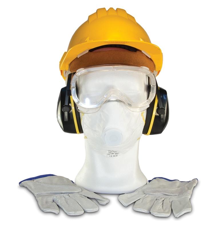 Foto de Equipos de protección laboral