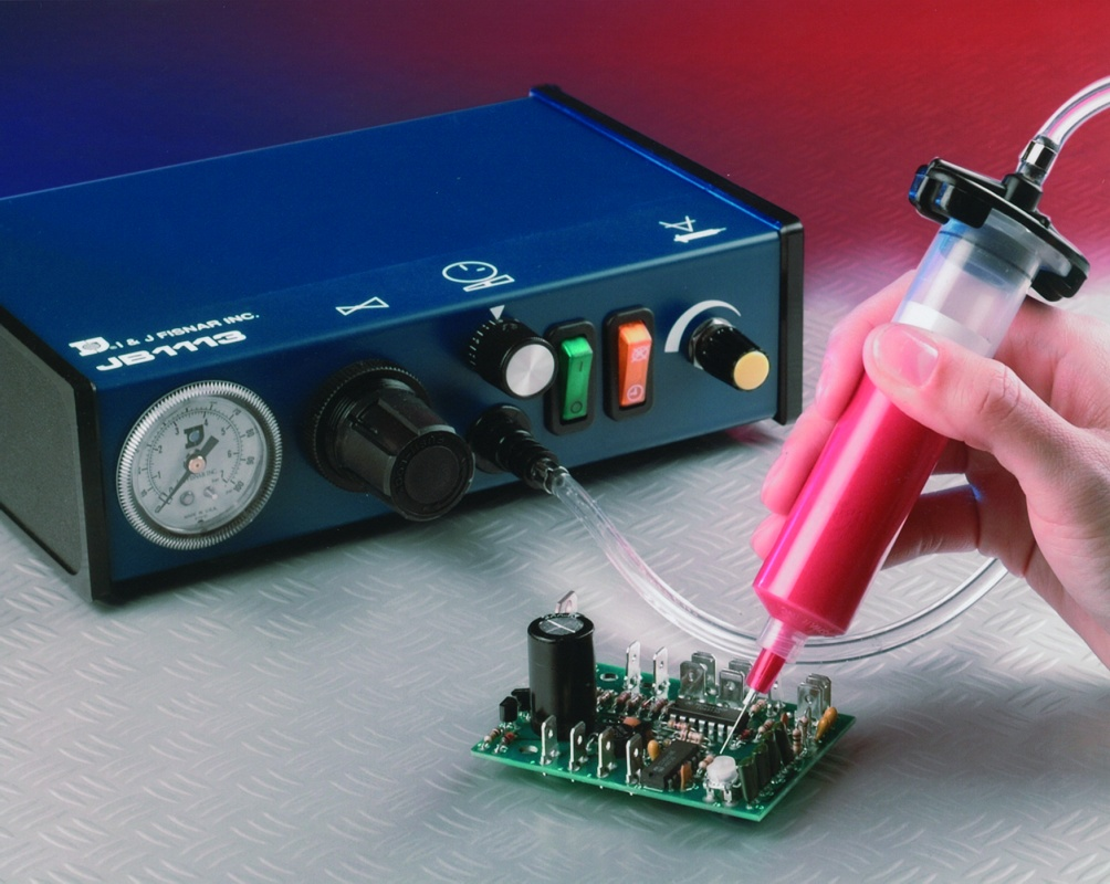 Foto de Dosificador de fluidos