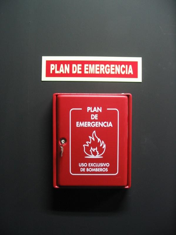 Foto de Armarios para planes de autoprotección