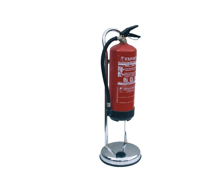 Foto de Peanas para extintores