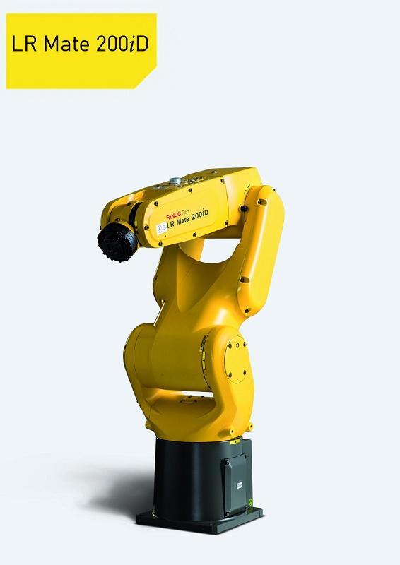Foto de Robots con una capacidad de carga de 7 kg