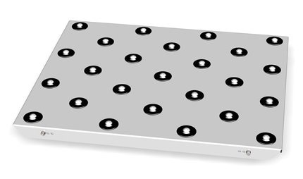 Foto de Mesas de bolas asimétricas