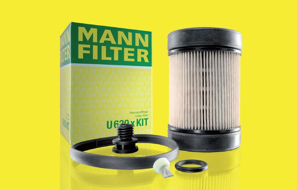 Foto de Sistemas filtrantes de urea