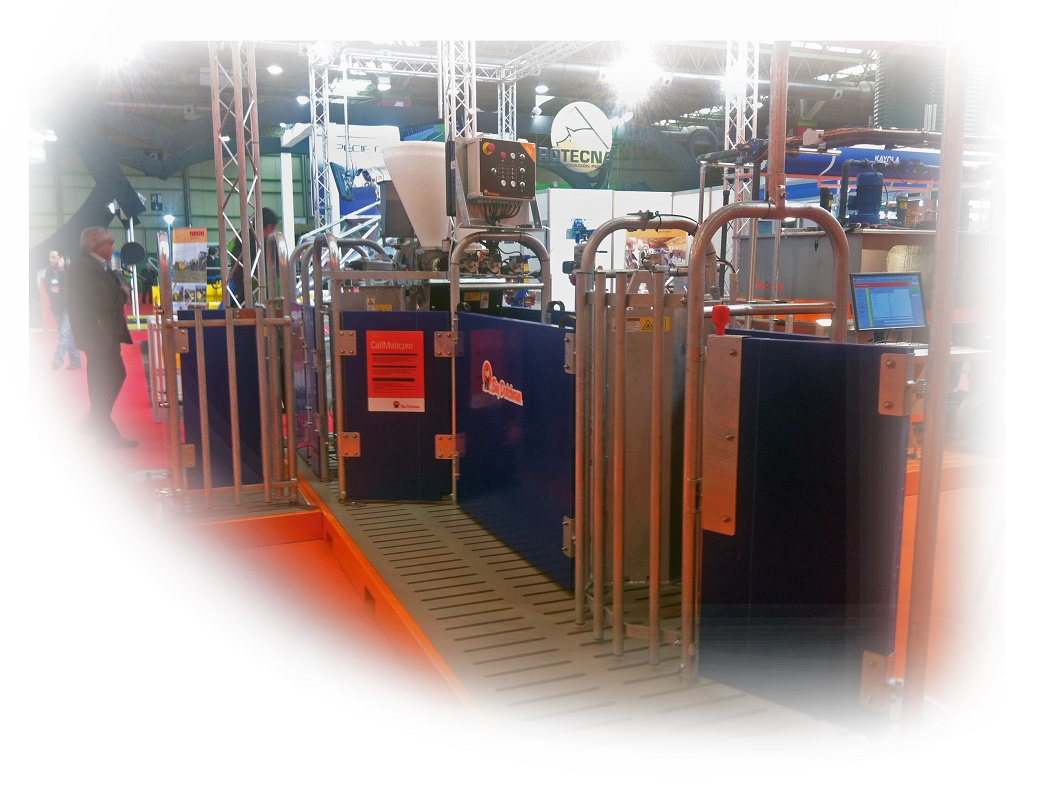 Foto de Estación electrónica de alimentación