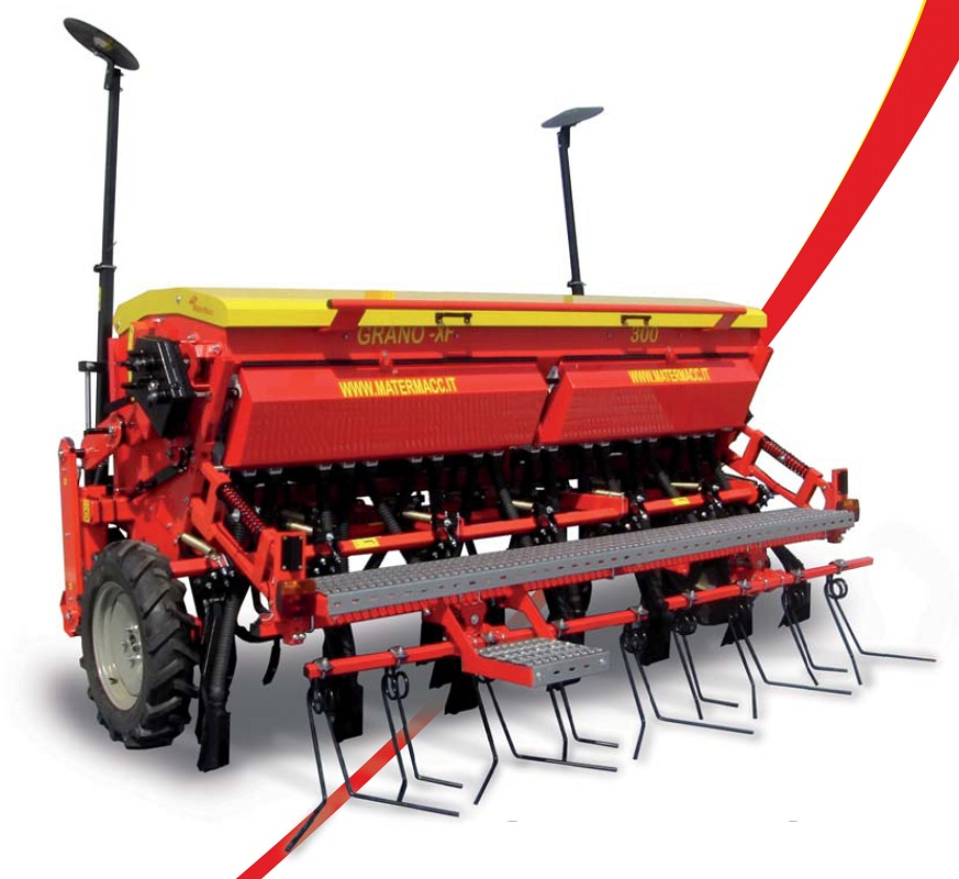 Foto de Sembradoras mecánicas para cereales