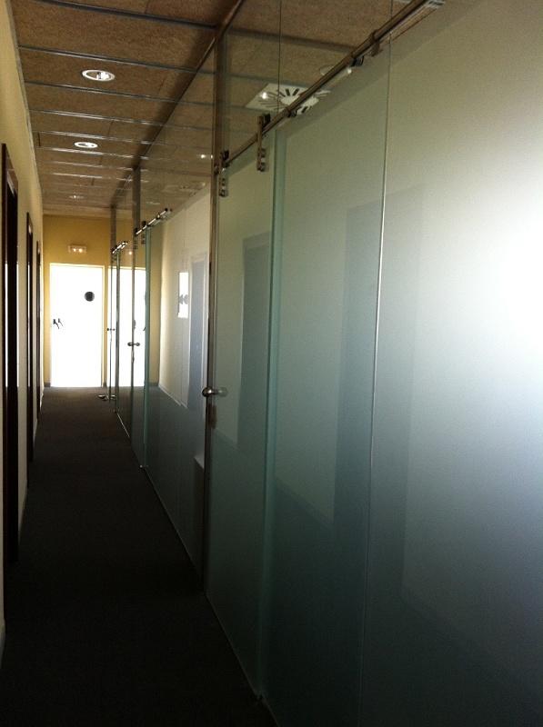 Foto de Puertas de cristal plegables
