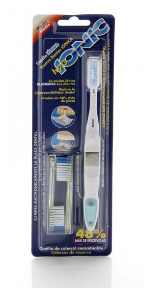 Foto de Cepillos dentales iónicos