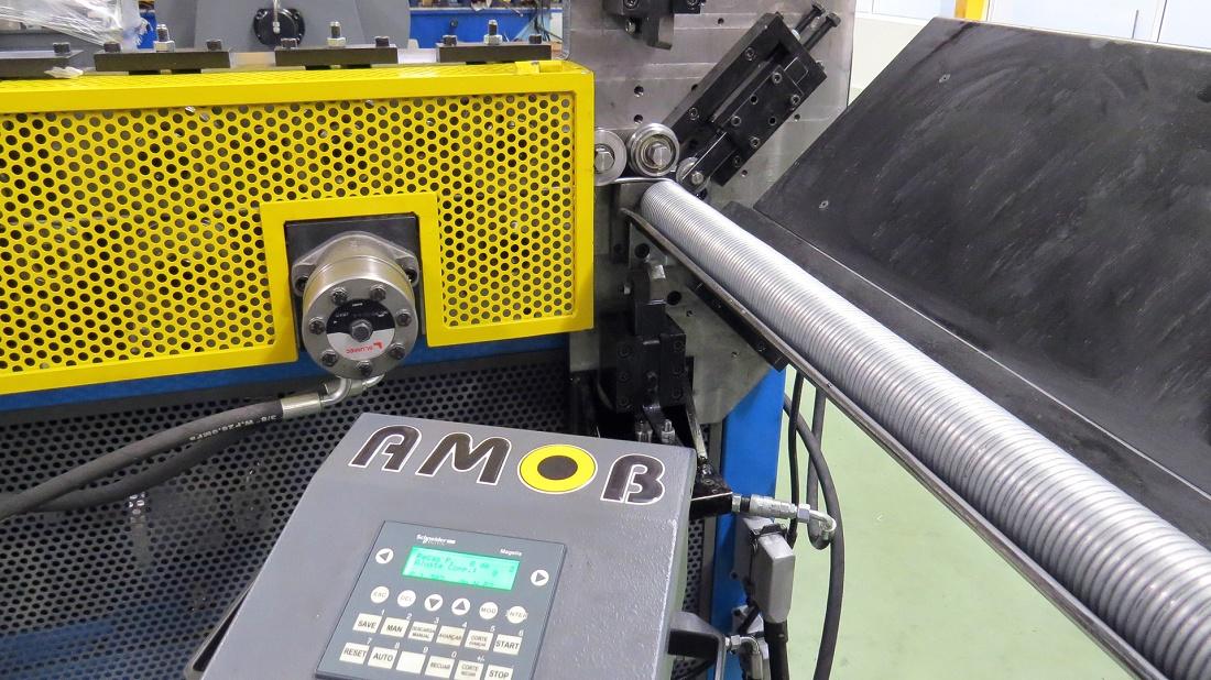 Foto de Máquinas para la fabricación de muelles
