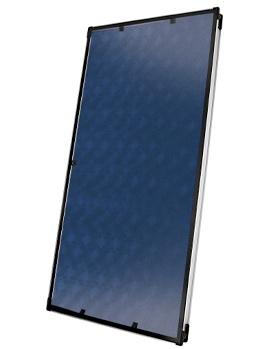 Foto de Colectores solares verticales