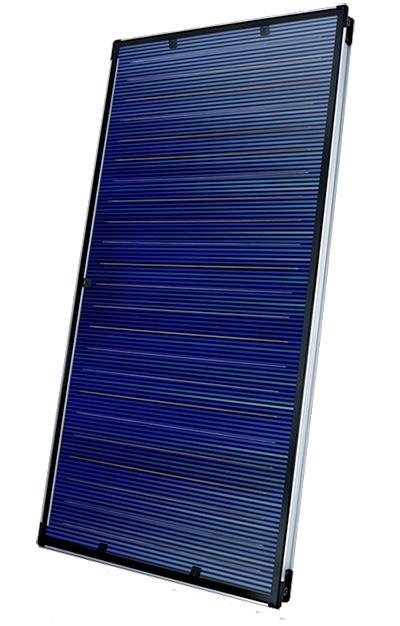 Foto de Colectores solares planos