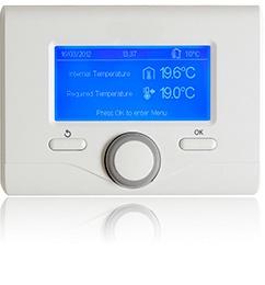 notice d utilisation thermostat d ambiance chaffoteaux. Black Bedroom Furniture Sets. Home Design Ideas
