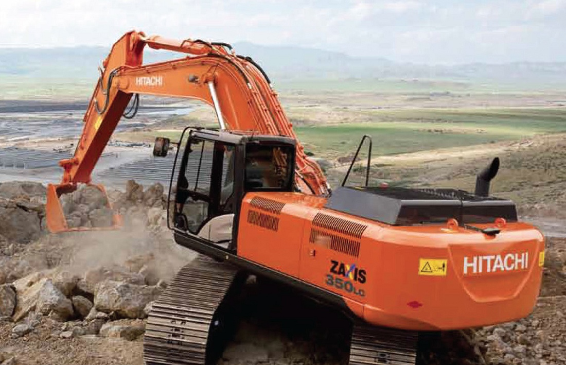 Foto de Excavadoras de cadenas