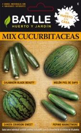Foto de Mix cucurbitaceas