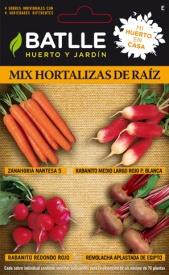 Foto de Mix hortalizas raíz