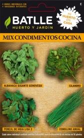 Foto de Mix condimentos cocina