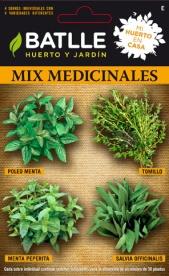 Foto de Mix medicinales