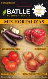 Foto de Mix hortalizas