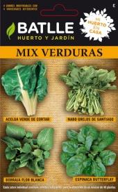 Foto de Mix verduras