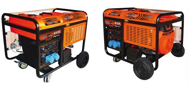 Foto de Generadores de gasolina