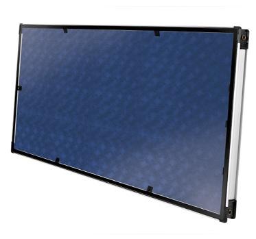 Foto de Colectores solares horizontales