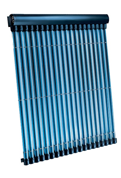 Foto de Colectores solares de tubos de vacío