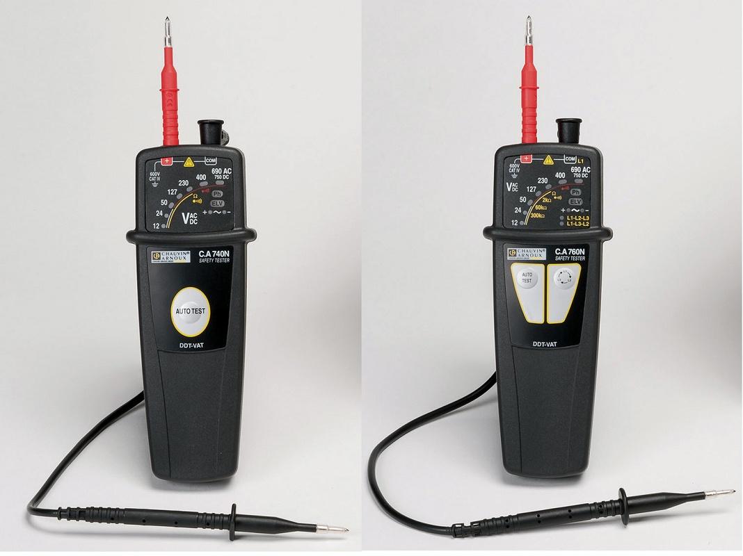 Foto de Detectores de tensión