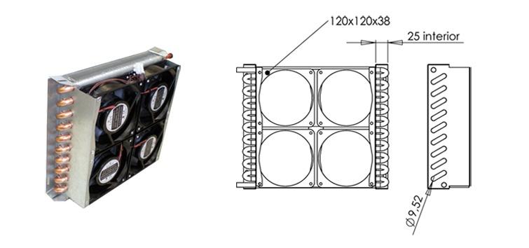 Foto de Condensadores planos