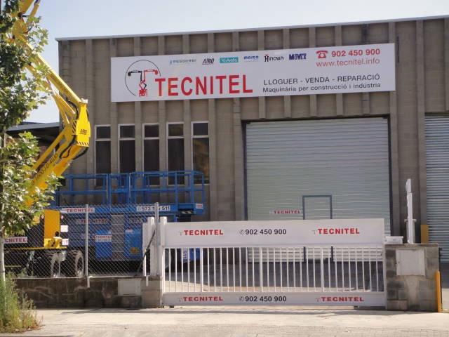 Foto de Servicio técnico y recambios para maquinaria de obra pública