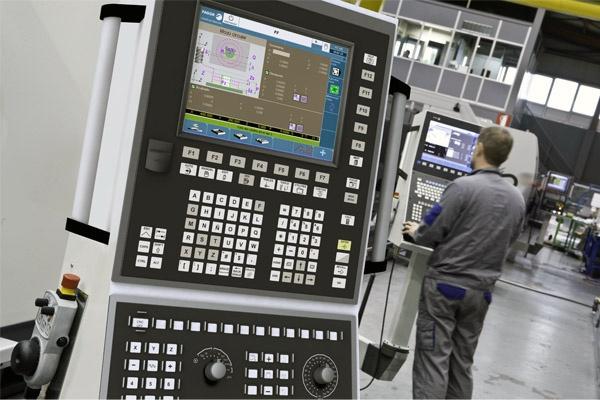 Foto de Controles numéricos CNC