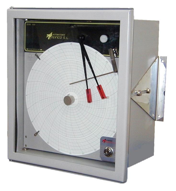 Foto de Registradores de temperatura y presión