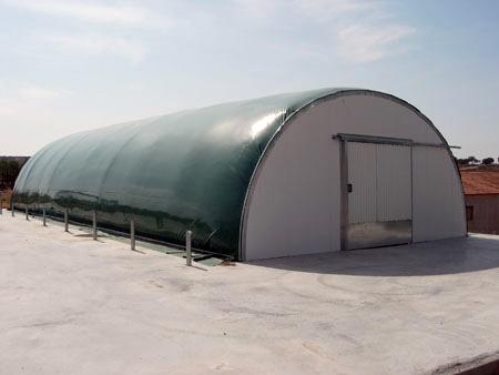 Foto de Invernaderos tipo túnel