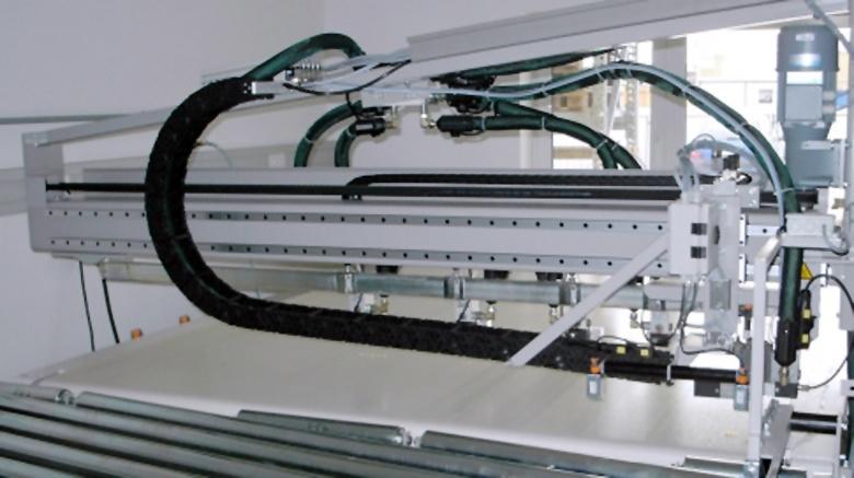 Foto de Guías lineales y sistemas lineales limpios