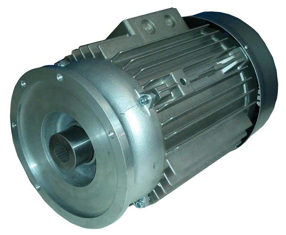 Foto de Motores para vehículos eléctricos