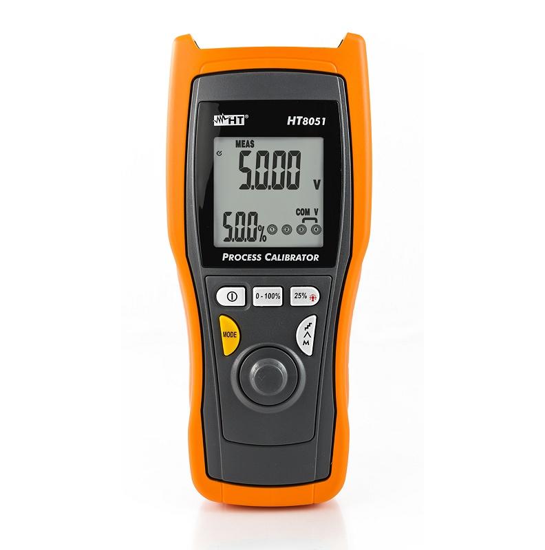 Foto de Calibrador de procesos profesional 4-20 mA