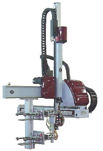 Foto de Robots de 3 ejes