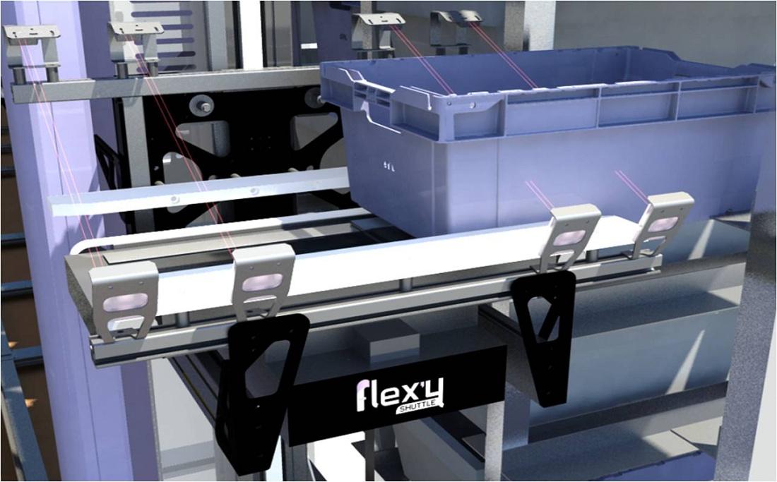 Foto de Sistemas de almacenamiento automático