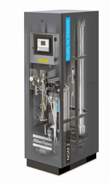 Fotografia de Generadors de nitrogen i oxigen
