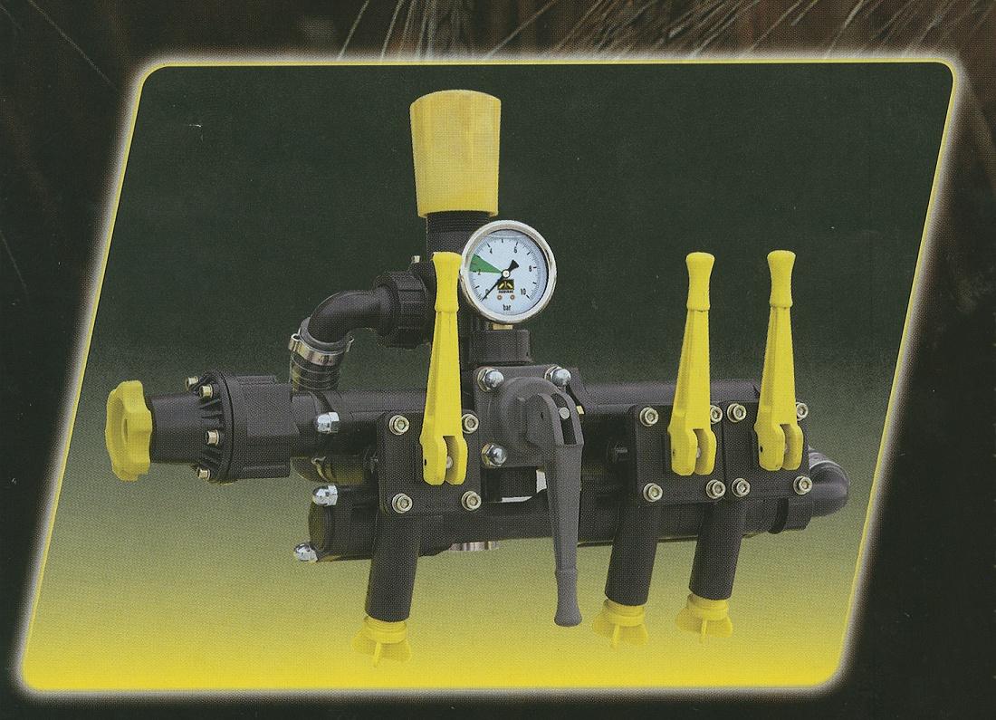 Foto de Sistema de regulación D.P.M. mecánico