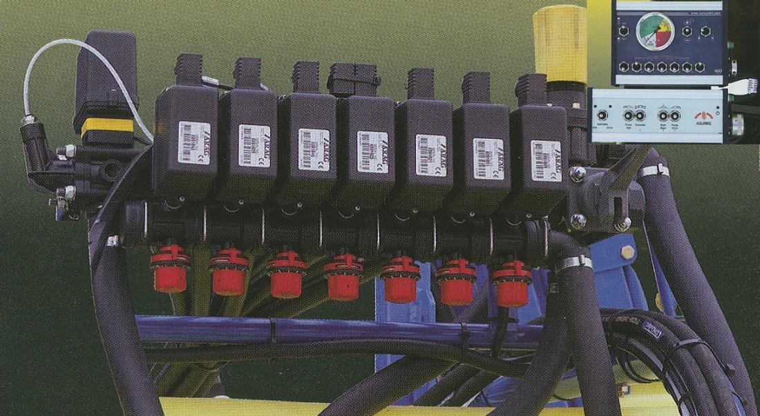 Foto de Sistema de regulación D.P.M. eléctrico