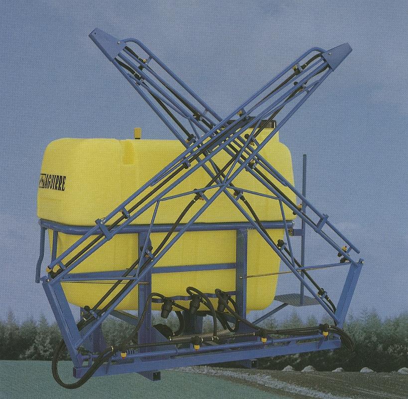 Foto de Barras de tratamiento para pulverizadores