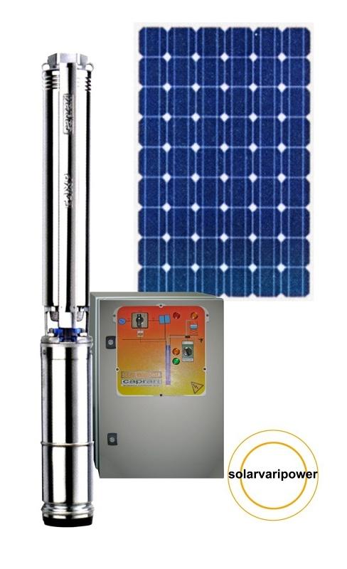 Foto de Sistemas de bombeo solar