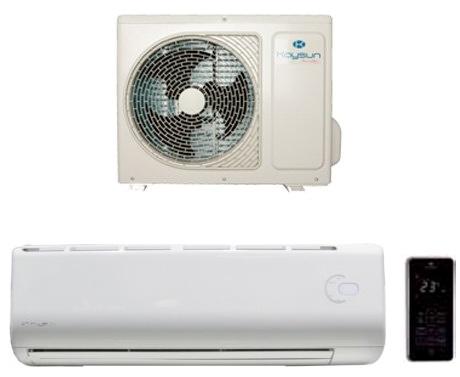 Foto de Equipos de aire acondicionado inverter