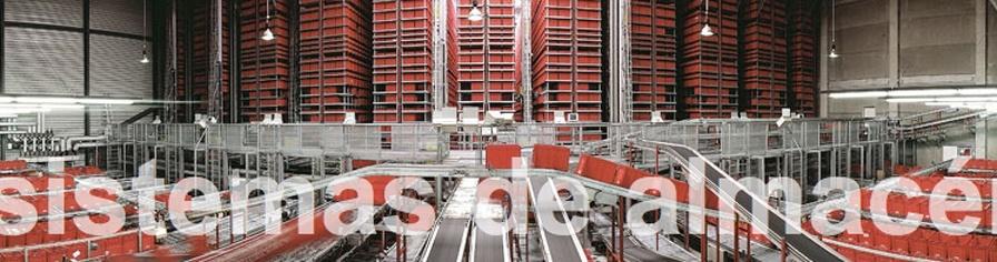 Foto de Sistemas de almacenaje