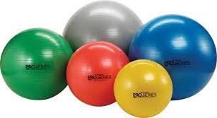 Foto de Balones de gimnasia